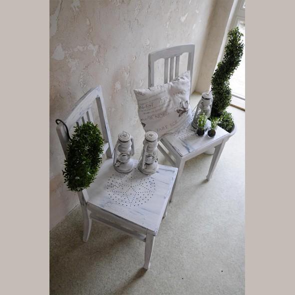 Stühle für Ladeneinrichtung Vintage