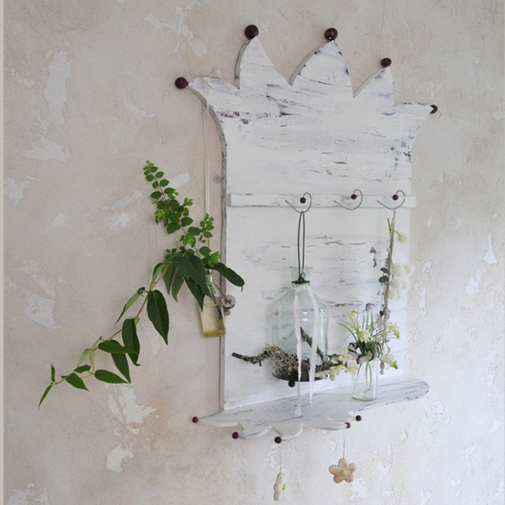 Wandboard, Präsenter in Shabby chic