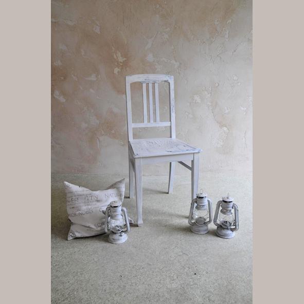 Stühle Chic Shabby Mit Sternen Lochmuster 29IYeDWEH